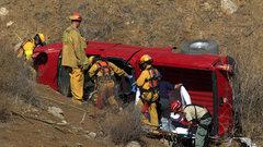 Rock Climbing Photo: Three Burbank teens were killed on Sept. 12, 2014 ...