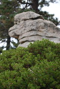 Rock Climbing Photo: Cool Dino formation a stone's throw from Railroad ...