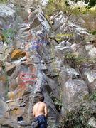 Rock Climbing Photo: Breaking Through the Layers, Zenith, Supernova.
