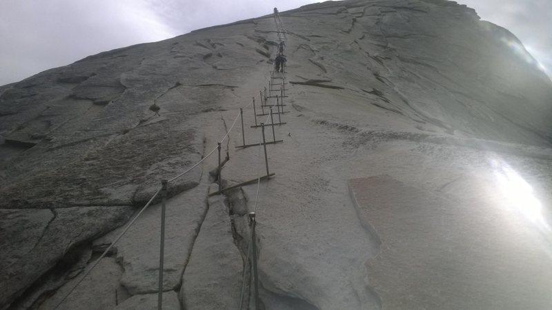 Half Dome Cables!