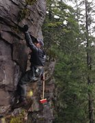 Rock Climbing Photo: New routes!