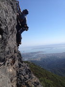 Rock Climbing Photo: Equinox-Mt. Tam