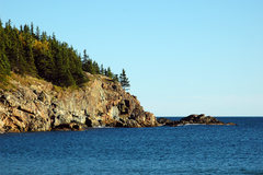Rock Climbing Photo: Coastal Acadia