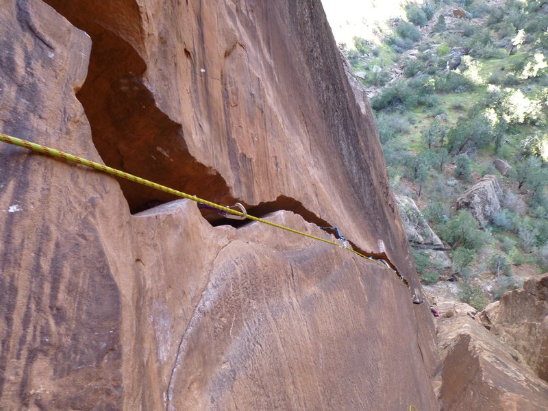 The strenuous and amazing pitch 2!