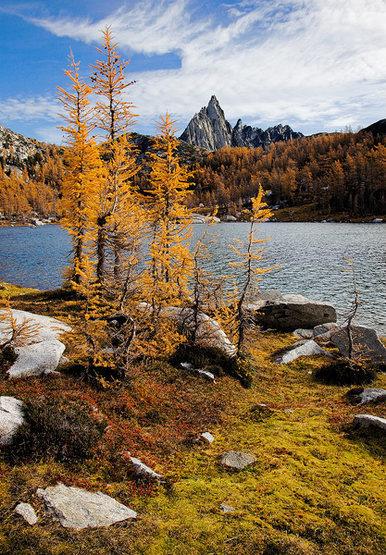 Prusik Peak, Enchantments
