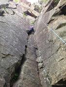 Rock Climbing Photo: ADKs