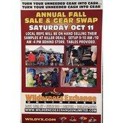 2014 Fall Gear Swap.