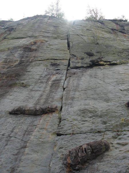 Whaleback Crack