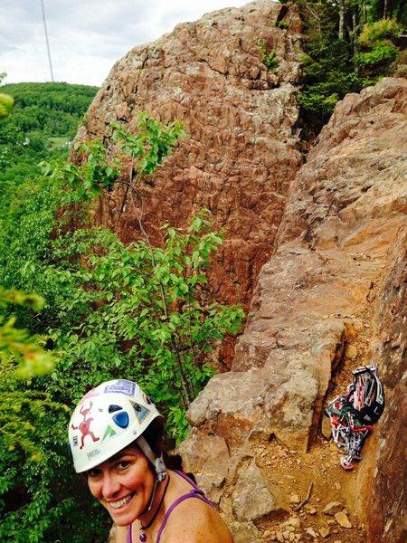 Another good climb...