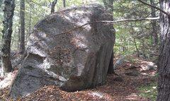 Rock Climbing Photo: Treasure Island Boulder