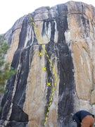 Rock Climbing Photo: Bermuda Highway