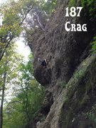 Rock Climbing Photo: 187 Crag