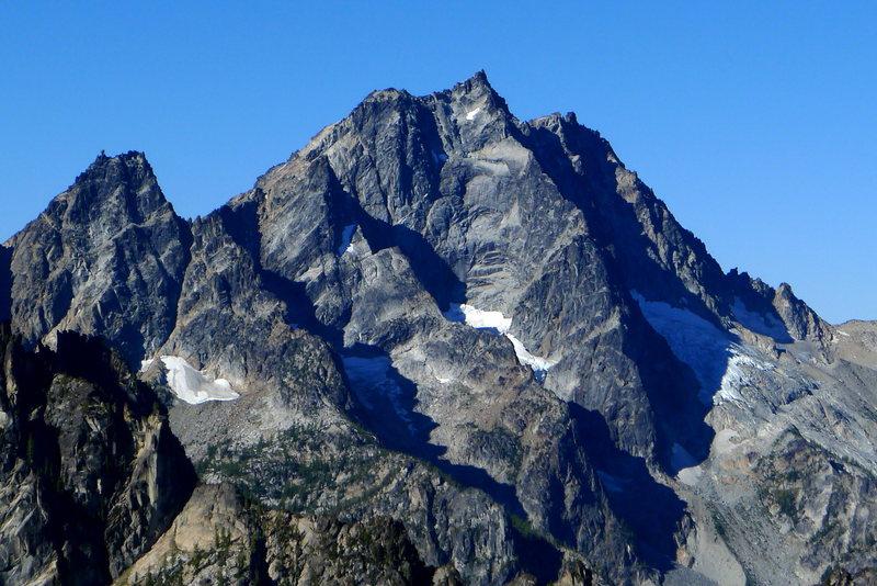 North side of Mt. Stuart