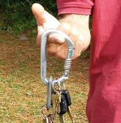 Rock Climbing Photo: Remember Chouinard? (It's now Black Diamond)