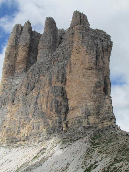 The Cima Picolissima di Laverado.