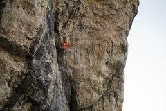 Rock Climbing Photo: Eric Risi