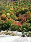 Rock Climbing Photo: Prime fall climbing.