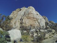 Rock Climbing Photo: granite mountain