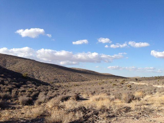 Blackhawk Mountain Road (3N36), San Bernardino Mountains