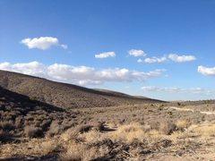 Rock Climbing Photo: Blackhawk Mountain Road (3N36), San Bernardino Mou...