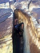 Rock Climbing Photo: Why you brought the #4