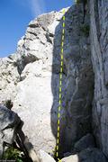 Picture of the route Le Nid. <br />Photo de la route Le Nid.