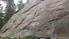Rock Climbing Photo: Description.