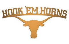 Rock Climbing Photo: Hook 'em Horns.