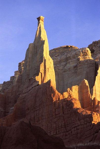 Rock Climbing Photo: South ridge, viewed at sunrise