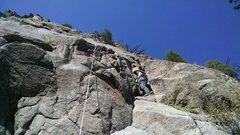 Rock Climbing Photo: Monte Carlo