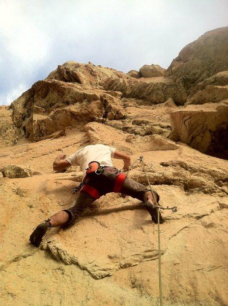 Matt 2nd Ascent<br>