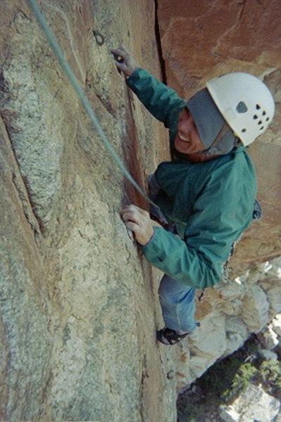 Rock Climbing Photo: JD