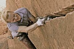 Rock Climbing Photo: 11a trad
