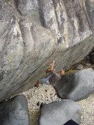 Rock Climbing Photo: FA in Virgin Gorda v 8