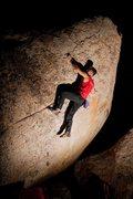 Rock Climbing Photo: Culp classic. Photo by Steven Joseph.