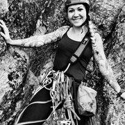 Rock Climbing Photo: =)