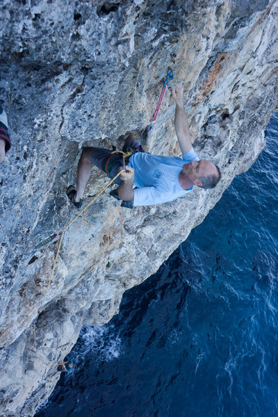 Rock Climbing Photo: Enjoying an afternoon cruise on Blackbeard's Reven...