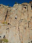 Rock Climbing Photo: Rapere.