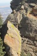 Rock Climbing Photo: Dinosaur Jr.