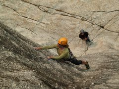 Rock Climbing Photo: Dozier, 2014