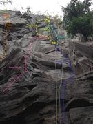 Rock Climbing Photo: Tipp Topp 5.8 Trad