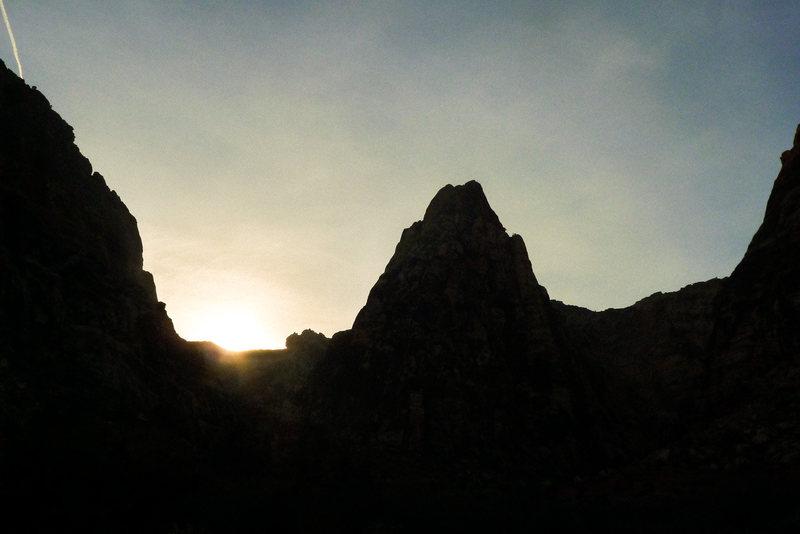 Mescalito, Red Rock