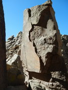 Rock Climbing Photo: Take this seriously and do not be tricked by the M...