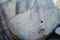 Rock Climbing Photo: Fun variation to Emerald City starting with a righ...