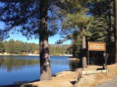 Rock Climbing Photo: Welcome to GVL, San Bernardino Mountains