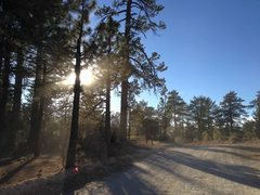 Rock Climbing Photo: 3N16 in Holcomb Valley, Big Bear North