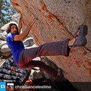 Rock Climbing Photo: JCVD V4