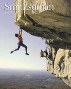 Rock Climbing Photo: Al Diamond on the French Connection.  Cover of the...