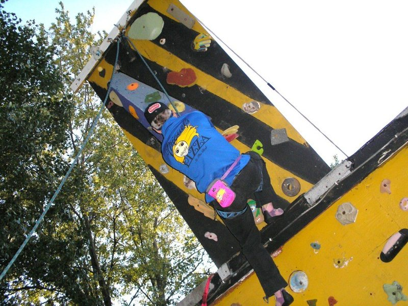 AND the newest board even holds long falls,not just static climber.