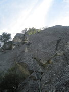 Rock Climbing Photo: Easiest place to get off-route on this climb is be...